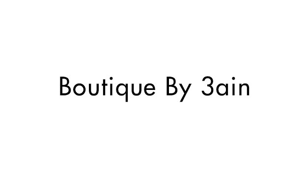 Boutique by 3AIN