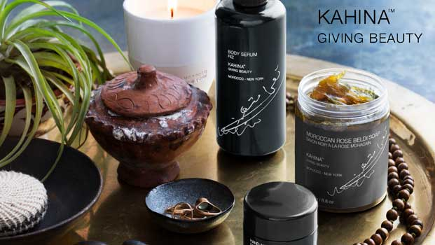 Kahina Giving Beauty