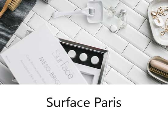 Surface Paris