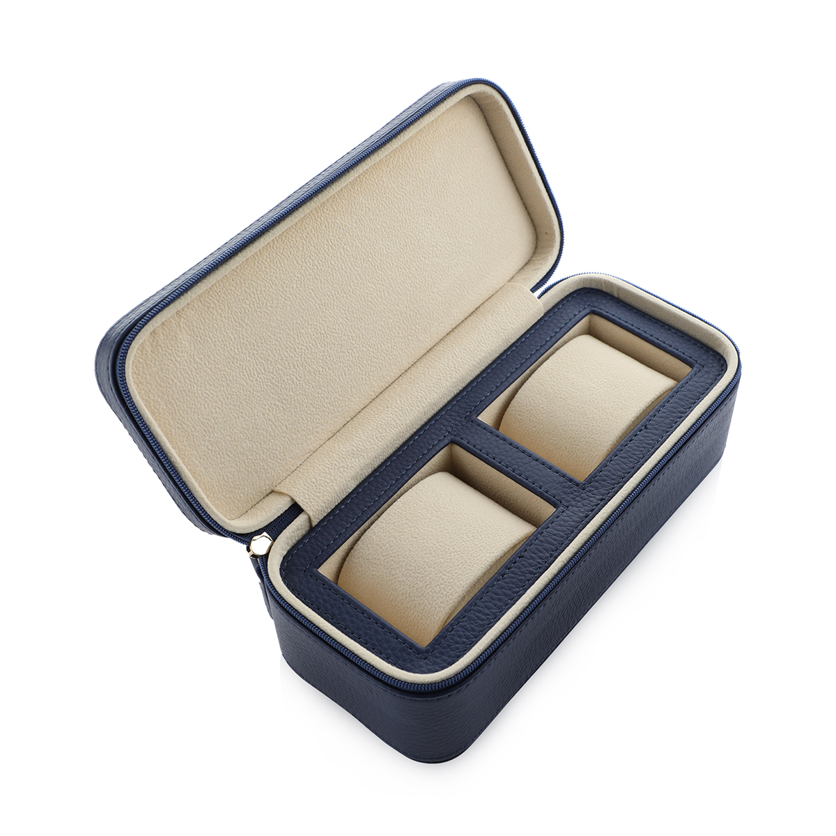 Watch Case - Navy Blue