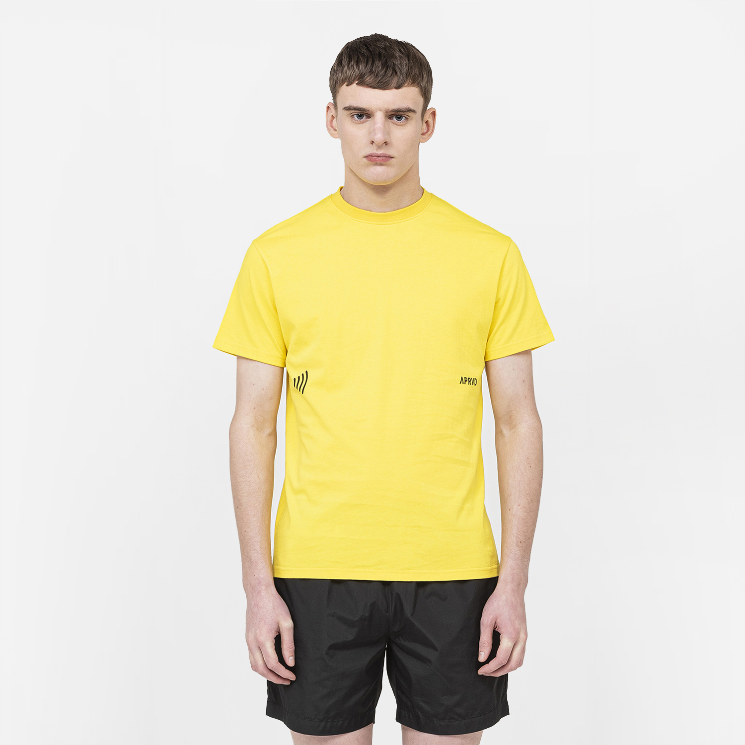 Contactless T-Shirt - Yellow