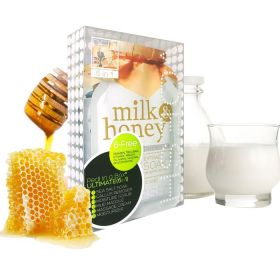 Voesh Pedi in a Box (Ultimate 6 Step) Milk & Honey - (VPC607MLK)