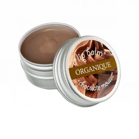 Organique Lip Balm - Chocolate Mousse - 15 ml