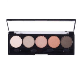 Love Me Cosmetic Eyeshadow Palette 5 Well - Moroccan Sand