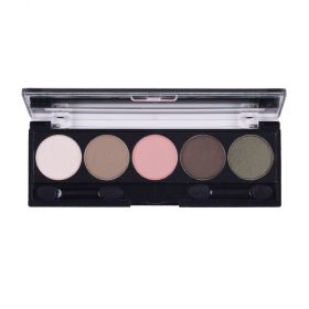 Love Me Cosmetic Eyeshadow Palette 5 Well - Behind These Hazel Eyes