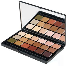 Graftobian HD Cream Global Corrector Super Palette - 18Colors