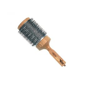 Vibe Professional Hair Brush Round Alu Triangolo 84mm 14502