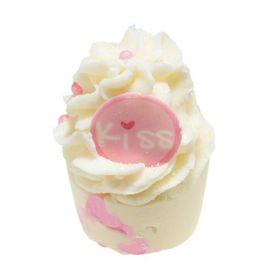 Bomb Cosmetics Kiss on The Chic Bath Mallow With Cocoa Butter & Essentials Oils