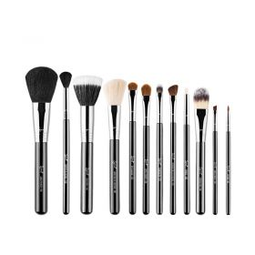 Sigma Essential Makeup Brushes Kit - 12 Pieces