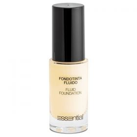 Essential Fluid Foundation - Ivory Rose