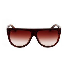Prive Revaux  - The Coco Oversize Brown Gradient & Purple Tortoise  Sunglasses