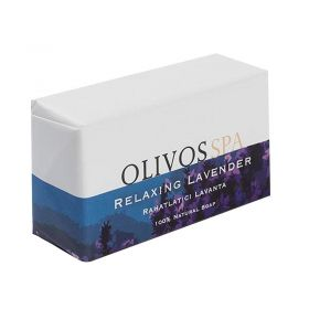 Olivos Spa Series - Relaxing Lavender Soap - 250 gm