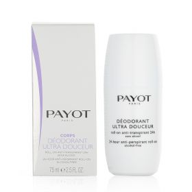 Payot Deodorant Roll On 24-Hour 75ml