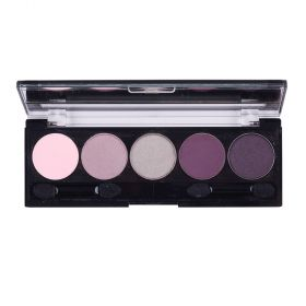 Love Me Cosmetic Eyeshadow Palette 5 Well - Fashion Assistant