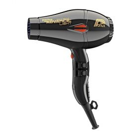 Parlux Professional Hair Dryer Advance Light I&C Black