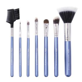 Ofra - Brush Set (blue handles) - 7 pcs