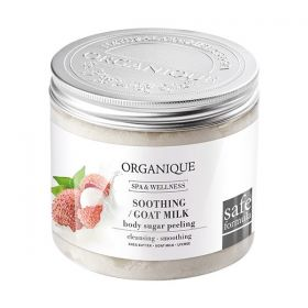 Organique Milk Sugar Body Peeling - 200ml