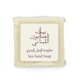 Rosemary & Mint Flavour Sea Sand Body Exfoliating Soap - 100g