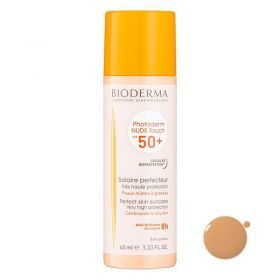 Bioderma Photoderm Nude Touch SPF50+ - Gold