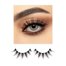 BJ Beauty ProLenses Eye Lenses + Eyelashes - Lime PWR 0.0