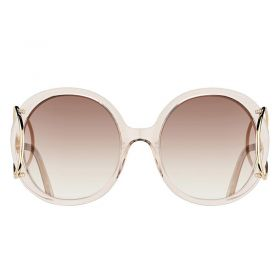 Chloe Sunglasses Jackson peach Sunglasses