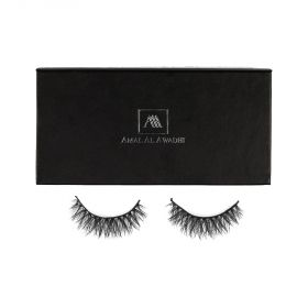 Real Mink Fur Eyelashes - No. 05