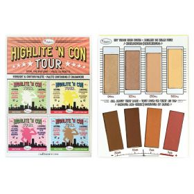 The Balm Highlite N Contour Palette