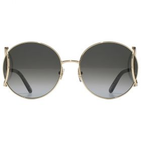 Chloe Sunglasses Jackson gold and grey Sunglasses