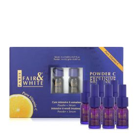 Fair & White - Powder C Exclusive Whitenze