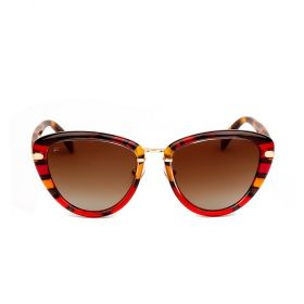 Prive Revaux  - The Monet Cat-eye Brown Gradient & Brown Tortoise Sunglasses