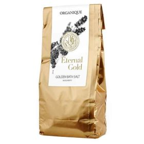 Organique Eternal Gold Bath Salt