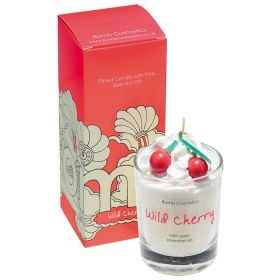 Bomb Cosmetics Wild Cherry Whipped Candle