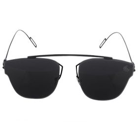 Belvoir & Co. Exige Black Sunglasses