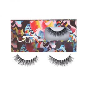Mink Fur Eye Lashes - Anaqah