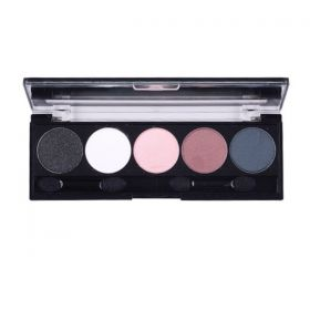 Love Me Cosmetic Eyeshadow Palette 5 Well - Precious Metals