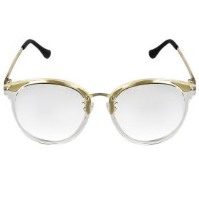 Belvoir & Co. Memphis Clear Sunglasses