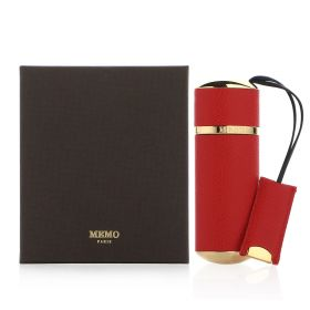 Memo Leather Red Purse Spray - Empty