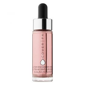 Cover FX Custom Enhancer Drops Highlighter - Blossom