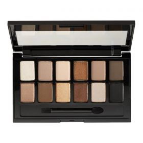 Maybelline The Nudes Eyeshadow Palette - 12 Colors