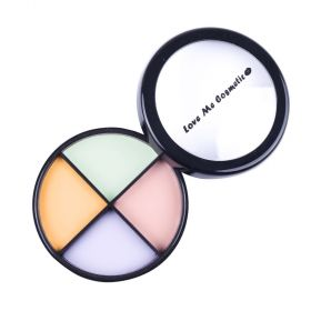 Love Me Cosmetic Concealer Quad Wheel - Like Magic