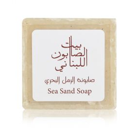 Sea Sand Body Soap Honey - 100g