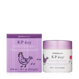 Dermadoctor KP Duty Body Scrub Chemical + Physical Medi Exfoliation - 410g