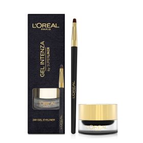 Loreal Super Liner Gel Inteza Eyeliner - Pure Black