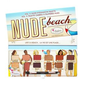 The Balm - Nude Beach Eye Shadow Palette