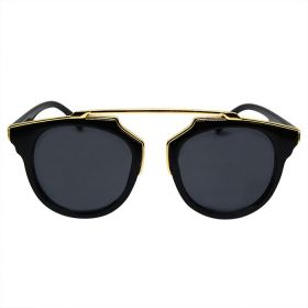 Belvoir & Co. Cat Eyes Black Sunglasses