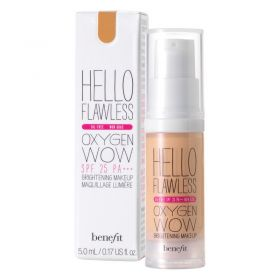 Benefit Cosmetics Hello Flawless Oxygen Wow Liquid Foundation - Honey
