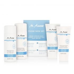 M.Asam Clear Skin Set