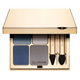 Clarins Eye Quartet Mineral Eye Shadow - N 04 - Indigo