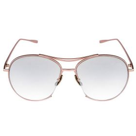 Belvoir & Co. Jaded Rose gold/Clear Sunglasses