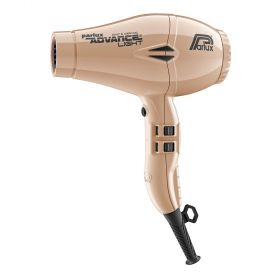 Parlux Professional Hair Dryer Advance Light Light I&C Gold
